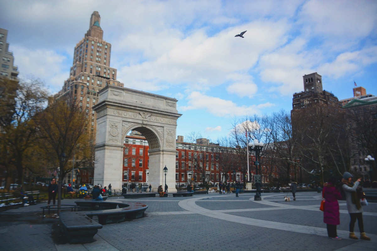 Greenwich Village: Where my Love Affair for New York Began